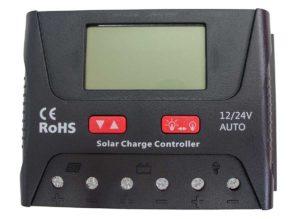 energía solar fotovoltaica reguladores