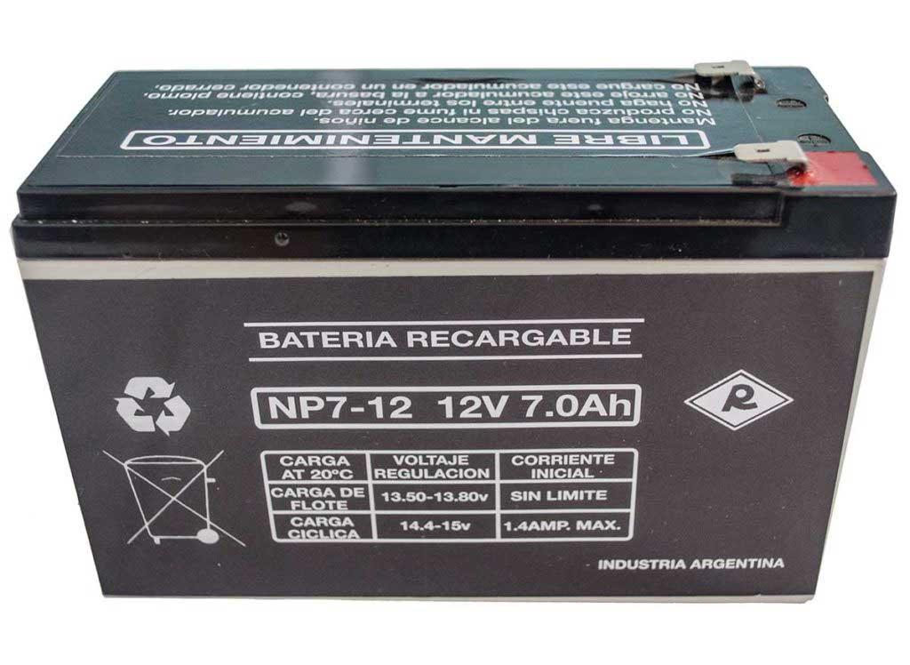 baterías agm calcio-plata