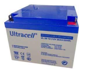 baterías ultracell